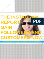 Instagram Report