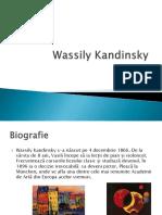 Proiect Wassily Kandinsky