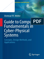 Guide to Computing Fundamentals in Cyber-Physical Systems Concepts, Design Methods, And Applications