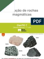 CienTic7- G1 Formação de rochas magmáticas.pptx