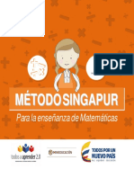 Metodo Singapur Ecuador