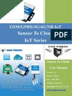 SensorToCloud_User_Manual_V1.1