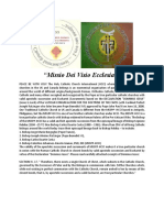MISSIONARY SOCIETY OF STS. PETER AND PAUL - HOLY CATHOLIC CHURCH INTERNATIONAL