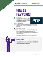 FSA Eligible Expenses