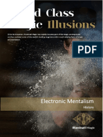 Electronic Mentalism History 2