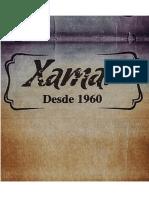 Catálogo XAMAR 2019