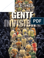 Will Eisner - Gente Invisibile (PuntoZero)(1998)