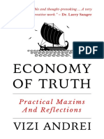Economy of Truth by Vizi Andrei (Gumroad)