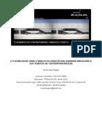 Flexibilidade na arquitetura moderna brasileira.pdf