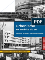 Urbanismo na America do Sul - Marco Aurelio A. de Figueiras Gomes