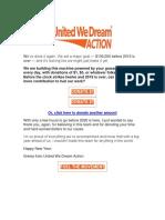 UWDA - Before You Log Off
