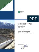 STI Welded Stl Pipe Design Manual