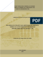 UNIFAMILIARES EM PATO BRANCO - PR