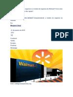 Qual é a estratégia de negócios e o modelo de negócios do Walmart