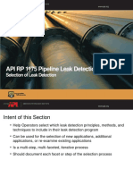 API-RP-1175-Selection-of-Leak-Detection