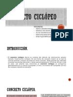 Concreto ciclópeo DIAPO