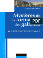 Mystères de la formation des Galaxies _ Vers une nouvelle physique_-Dunod (2008)