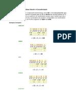 Exercices Corrigés Binaire Et Hexadécimale