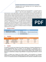 Informe Laboratorio I - Tiempo de Efecto de Diazepam