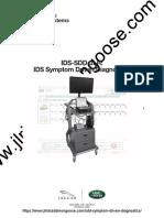 Ids Sdd Jlr Manual