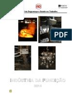 Manual de Segurança na industria de fundição