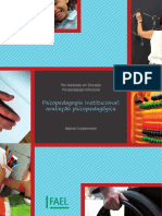 Psicopedagogia Institucional - AP - complemento