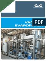 Vaccum Evaporator (New)