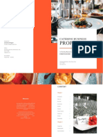 Catering Business Proposal