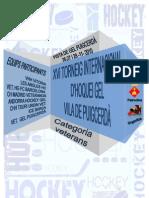 Info Torneig Veterans Puigcerdà 2010