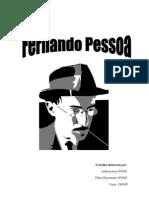 Trabalho de Fernando Pessoa