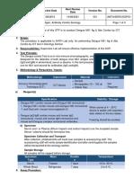 01-SOP for Dengue NS1 ICT
