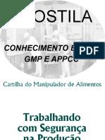 APOSTILA GMP