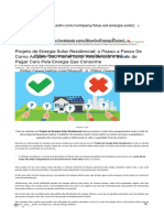 Energia Solar Residencial  Quanto Custa um Projeto.pdf