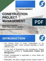 part 1 Construction Management