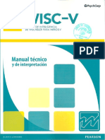 WISC v Manual Tecnico y de Interpretacion PDF