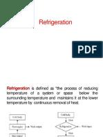 refrigeration (VCRS &VARS)
