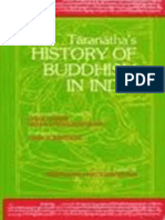 Taranatha's History of Buddhism in India - Alaka Chattopadhyaya & Lama Chimpa, Debiprasad Chattopadhyaya (1970, 1990)