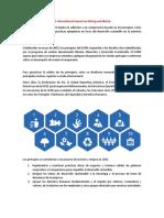 Los 10 principios del ICMM