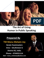 humor in public speaking.pdf