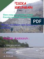 Fisika Lingkungan