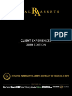 Regal Assets Client Investment Experiences