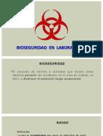 bioseguridad en laboratorio