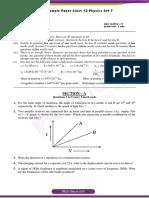 CBSE-Class-12-Physics-Sample-Paper-Set-7