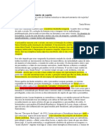 Tania Rivera - Estética e descentramento do sujeito