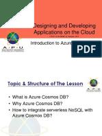 9_CT071-3-3-DDAC - Introduction to Azure Cosmos DB.pptx