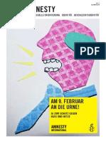 Queeramnesty-Magazin Nr. 17 (Dezember 2019)