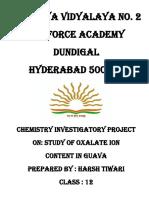 chemistry investigatory project class 12.docx