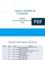 1. Evaluación y Gestión Proyectos UNMSM FQIQ - Oct 2019 - Gino Calamo (1).pptx
