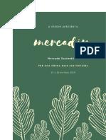 REGULAMENTO MERCADIM 2019