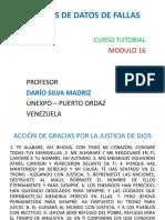 ANÁLISIS DE DATOS DE FALLAS. CURSO TUTORIAL. M 16.DRSM.pptx